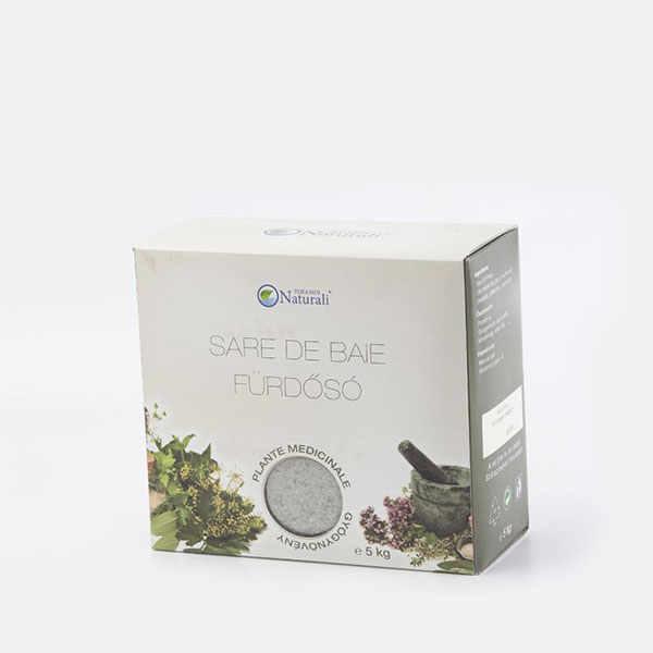 Sare de baie plante medicinale 5 kg