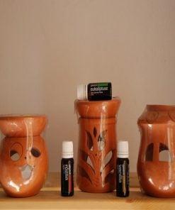 Candelă ceramică aromaterapie