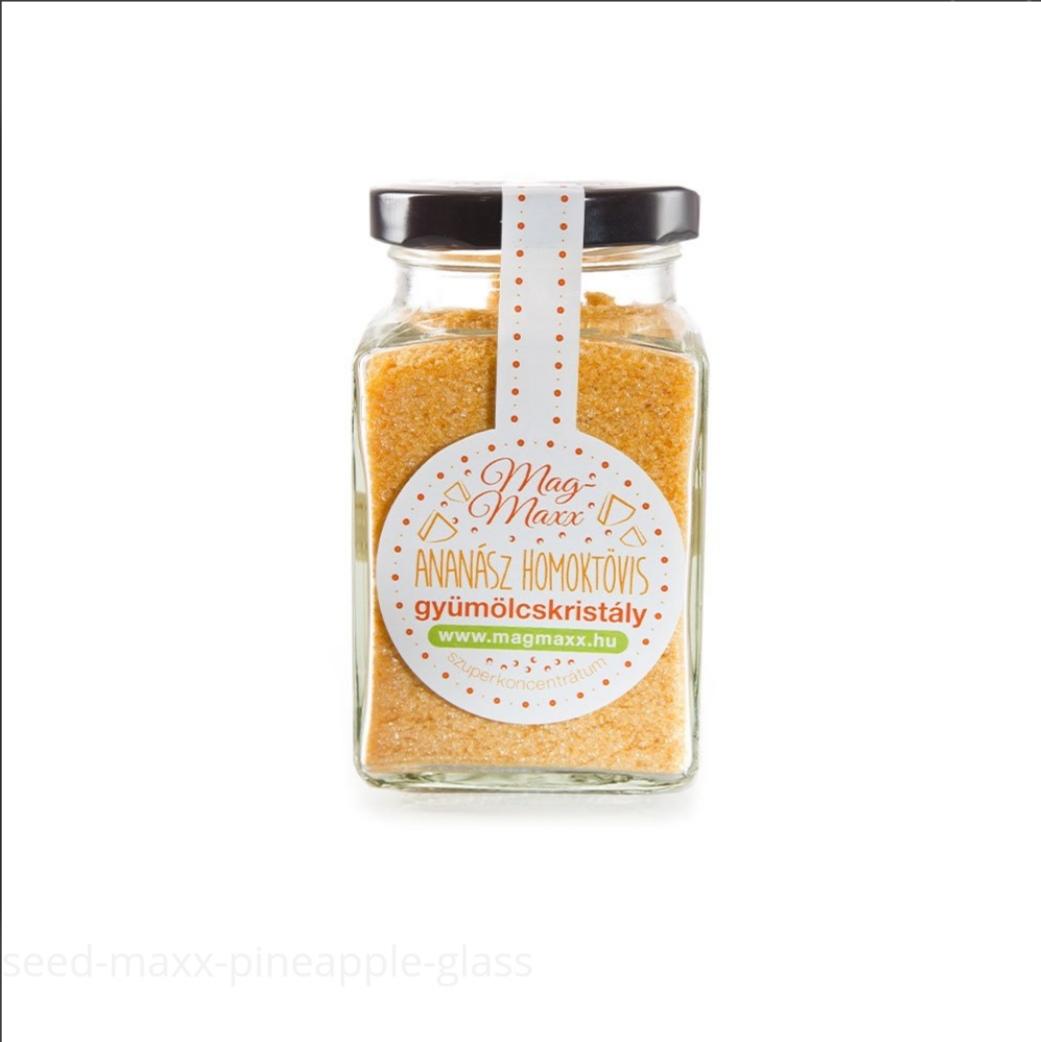 Ananas/cătina - cristale de fructe