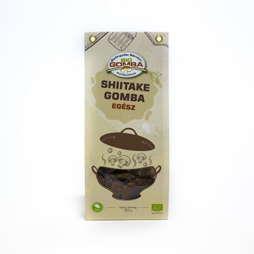 Ciuperci Shiitake întregi