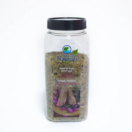 Sare de baie plante medicinale
