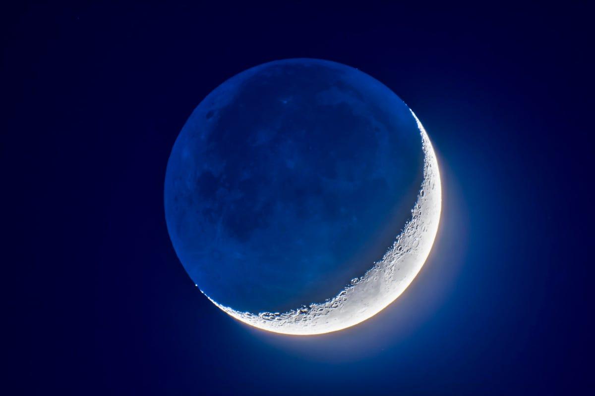 Luna Nouă simbolul noilor începuturi