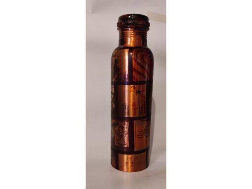 Recipient design din cupru pentru apă