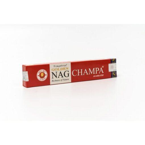 Bețișoare Golden Nag Champa