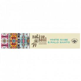 Bețișoare Salvie albă/ Palo Santo