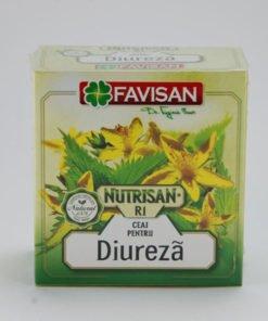 Nutrisan R1-Diureză ceai