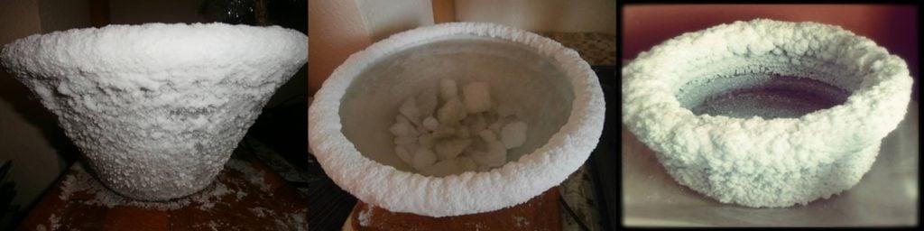 Bolul cu sare bulgăr