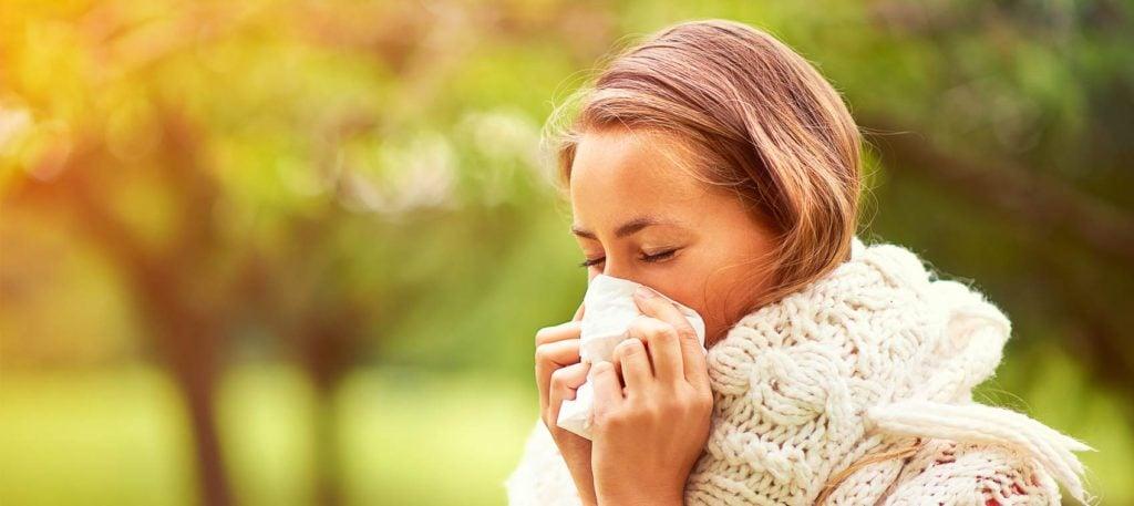 Salinoterapia eficientă în tratamentul alergiilor sezoniere